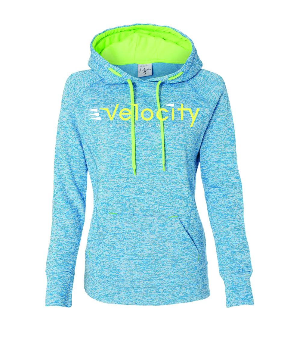 Women's Pullover Hoodie – Velocity Sportswear